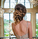 Such a stunning hairstyle we created on