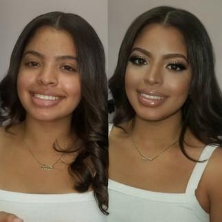 Birthday Traditional Makeup