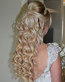 👸Princess Hair for our Bride Jessi_Luxu