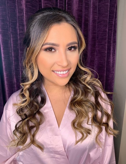 Maid of Honor Airbrush Makeup