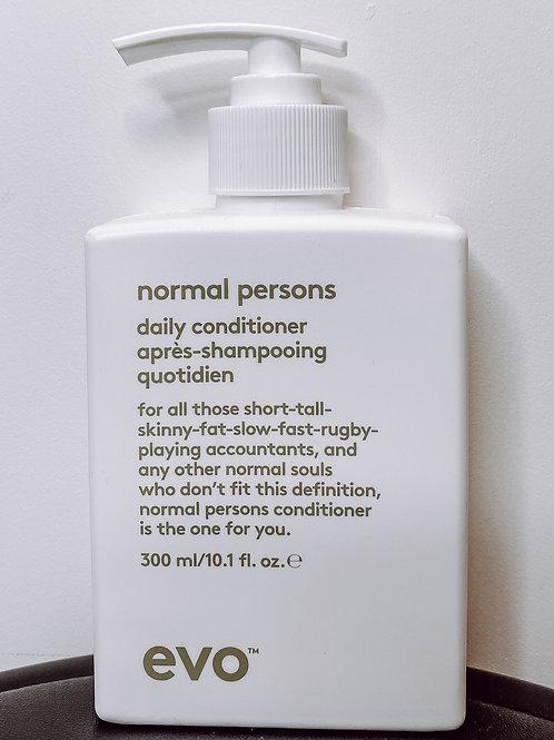 Normal Persons Conditioner