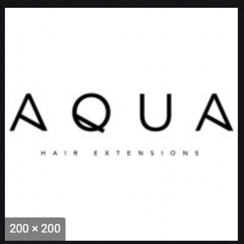 Aqua Hair Extensions