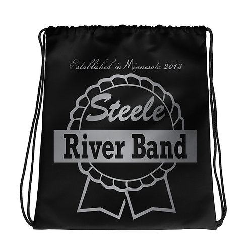 SRB (Ribbon Logo) - Drawstring bag