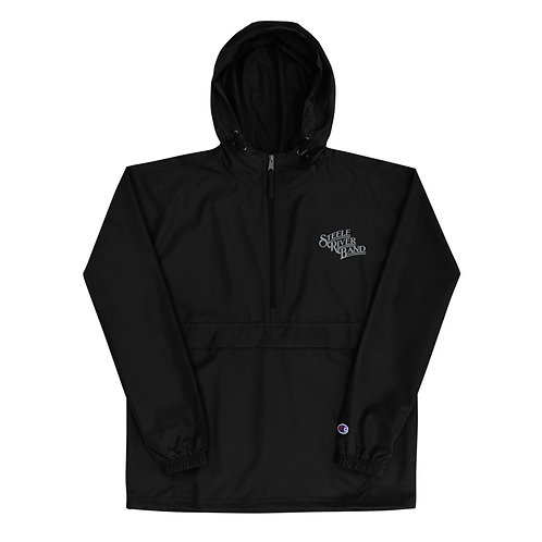 SRB - Embroidered Champion Packable Jacket