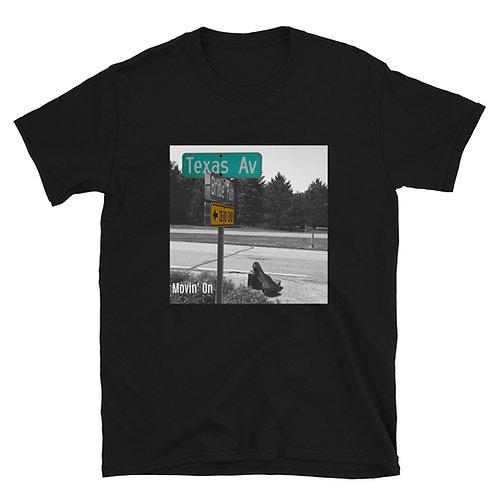SRB - Movin' On Artwork Short Sleeve Unisex T-Shirt