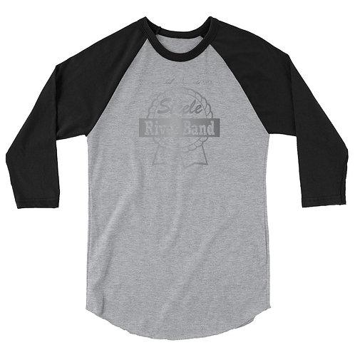 SRB (Ribbon Logo) - Women's 3/4 Sleeve Raglan Shirt