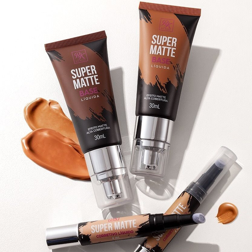 Review Base Super Matte Rk by Kiss