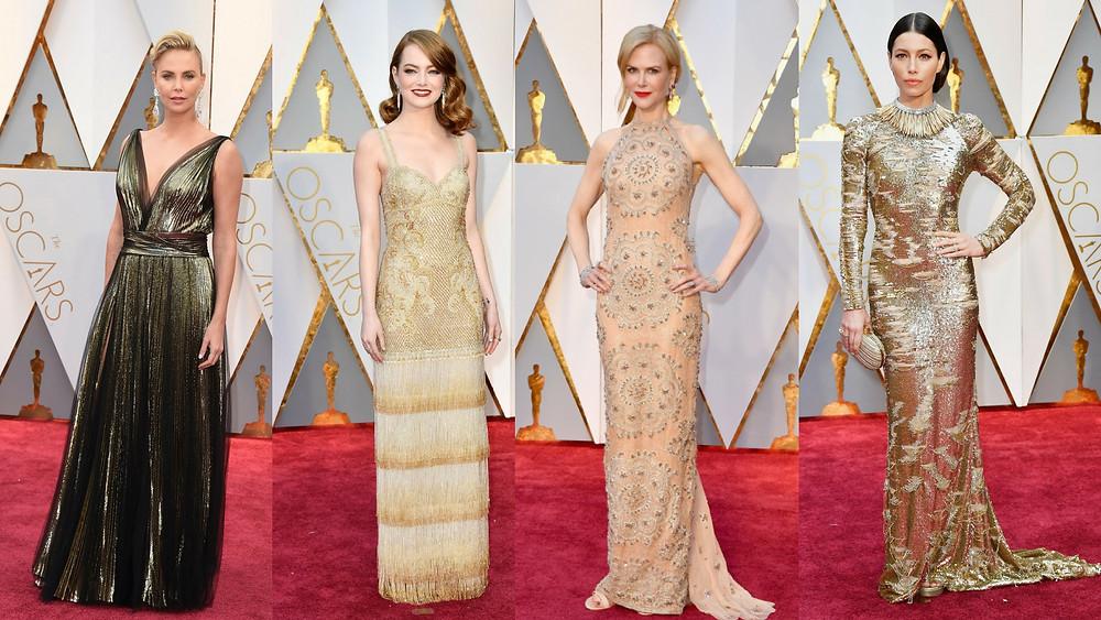 20 looks do Oscar 2017- Favoritos e Desfavoritos - Blog Isabela Pierre
