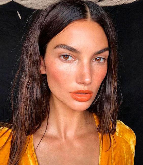 Tendência de maquiagem - Verão 2019