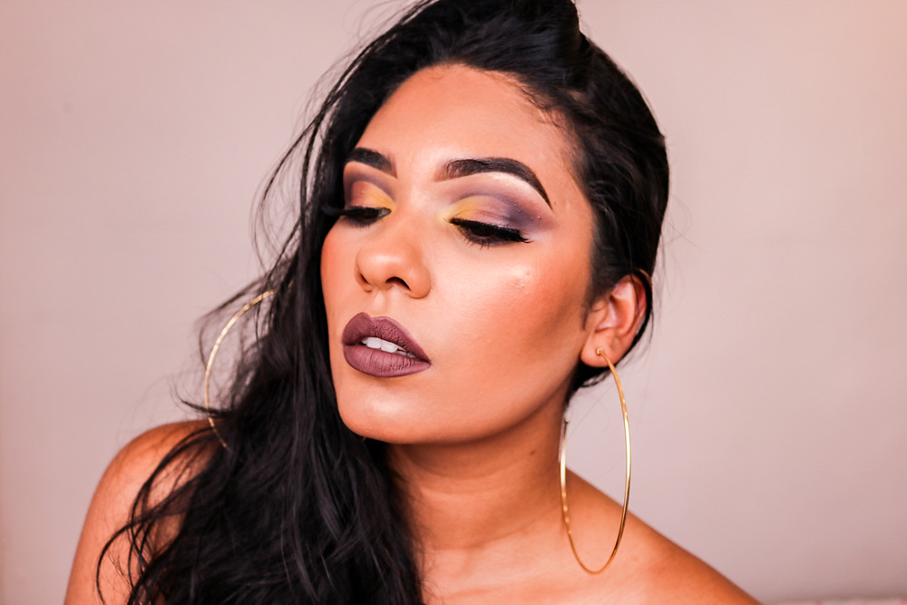 Como editar fotos de maquiagem para o Instagram
