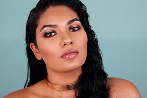Maquiagem fácil para noite - Kim Kardashian Met Gala 2019