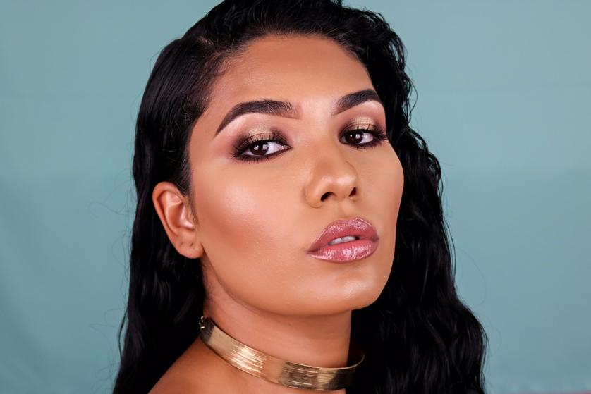 Maquiagem fácil para noite - Kim Kardashian Met Gala