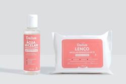 Lançamento de skincare Dailus