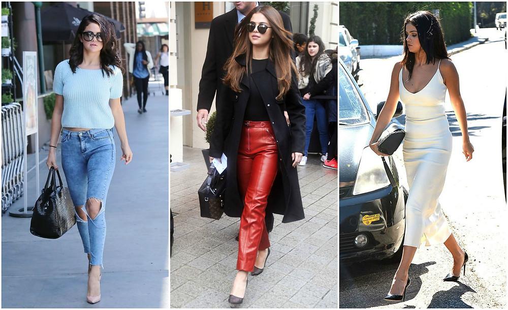Peças do guarda-roupa da Selena Gomez para copiar já !!! - Blog Isabela Pierre
