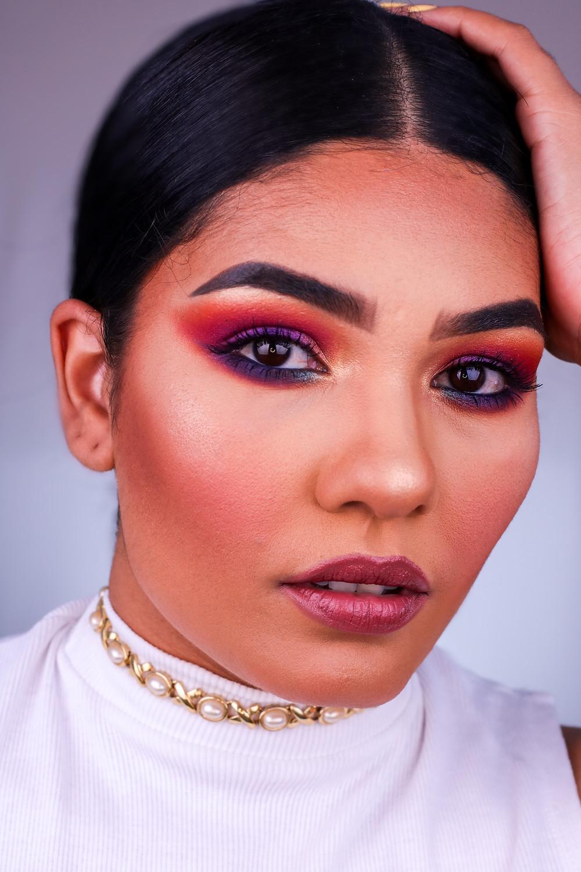 Paleta de maquiagem avon - Mega Pro Avon