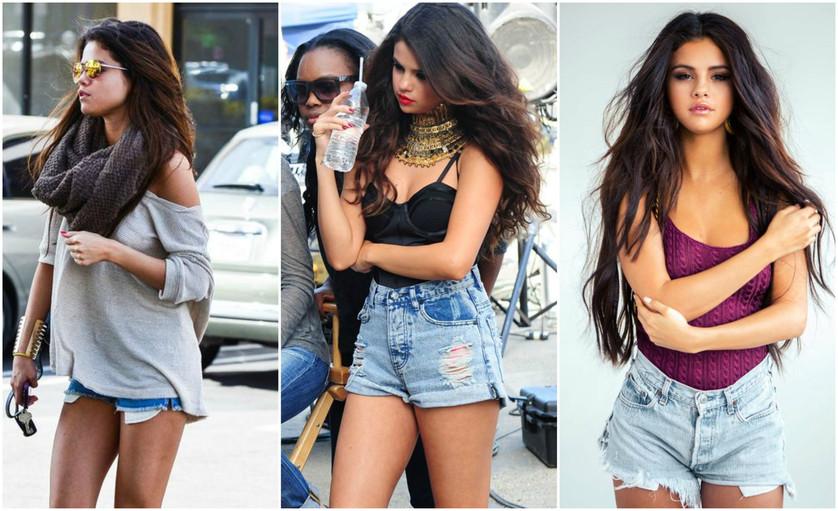 Looks da Selena Gomez para copiar já !!!