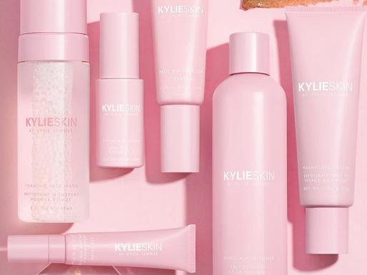 Linha de Skincare de Kylie Jenner