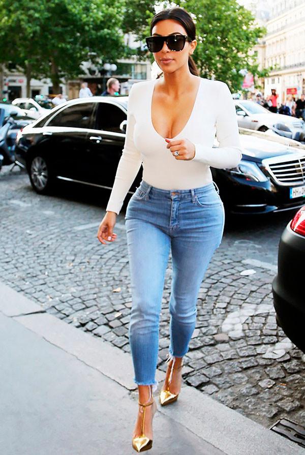 Body e Jeans das Kardashians's - Blog Isabela Pierre