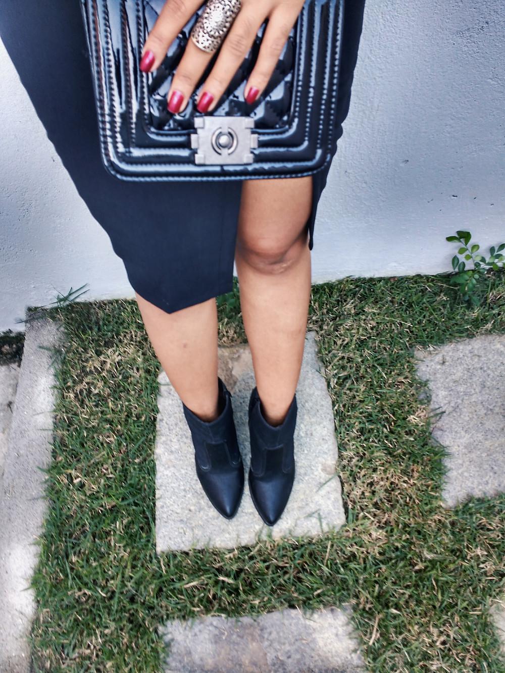 Total Black - Blog Isabela Pierre