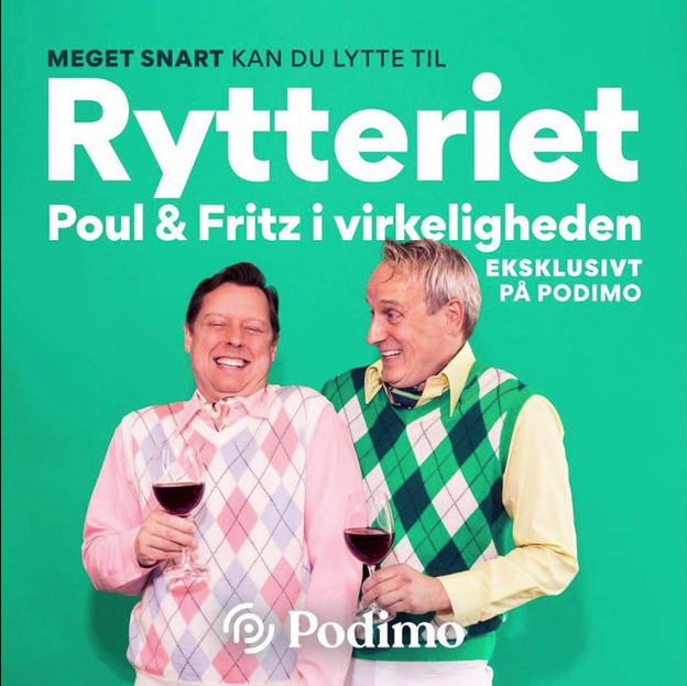 Rytteriet - Podimo