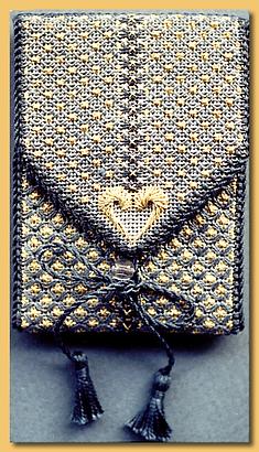 104-Margaret Bendif-Elegant Scissors cas