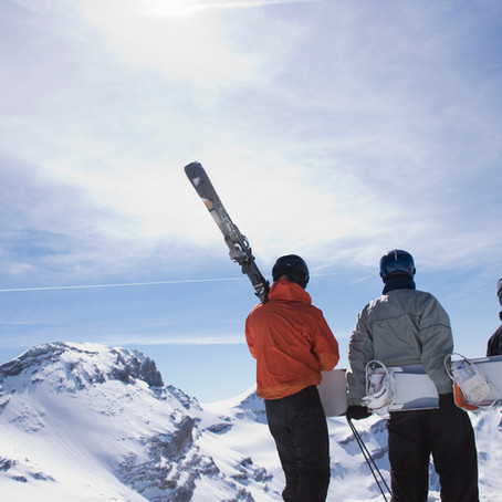 Protect your body while snowboarding and skiing this season with these tips