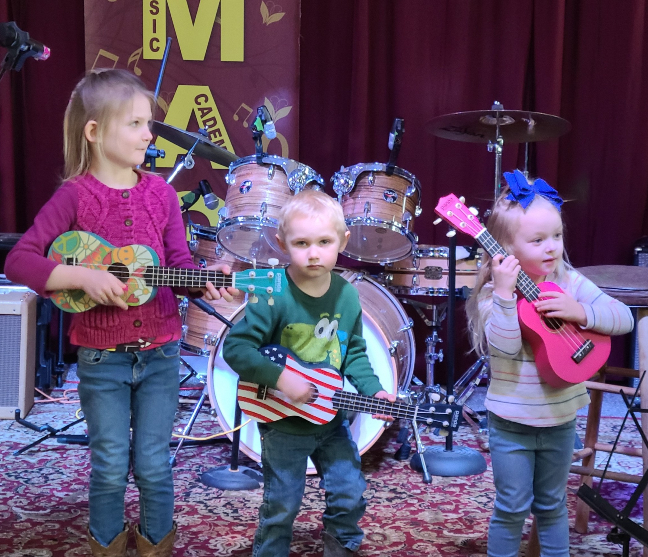 Little Legends ages 2-4 Music Play Group