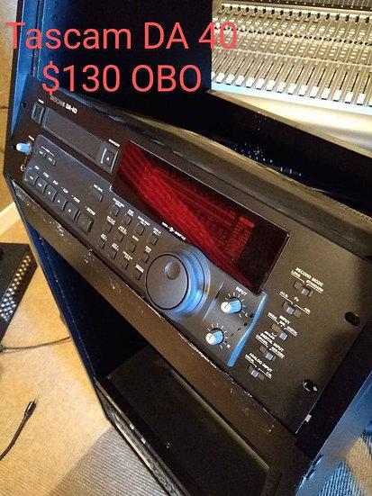 Used - Tascom DA-40