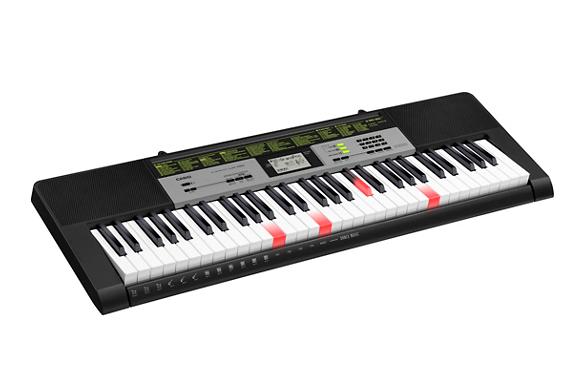 Like New Casio LK-135 w/ Lighted Keys and EDM Dance Music Module