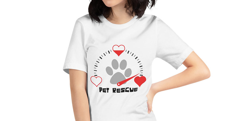 Pet Rescue Dial Tee