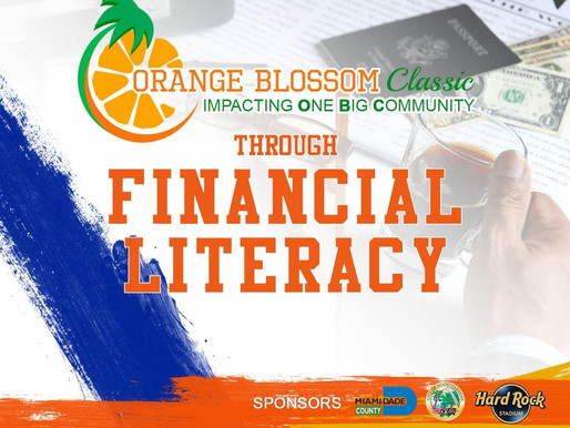 OBC Recognizes Financial Literacy Month