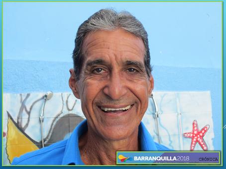 Eduardo Movilla, su sangre ligada al agua