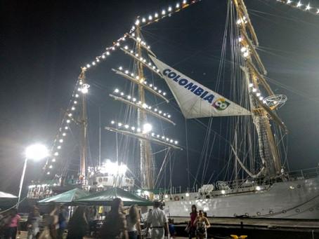 Seis veleros internacionales llegarán a la bahía de Santa Marta