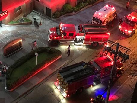 Emergencia en Clínica de Barranquilla obliga evacuación de pacientes
