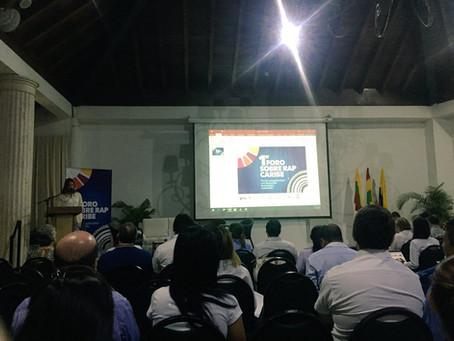 En Cartagena se realizó el Primer Foro sobre la RAP Caribe
