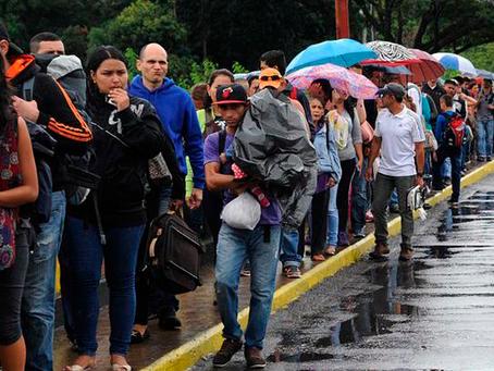 Misión del Parlamento Europeo le pone la lupa a situación de venezolanos en Colombia