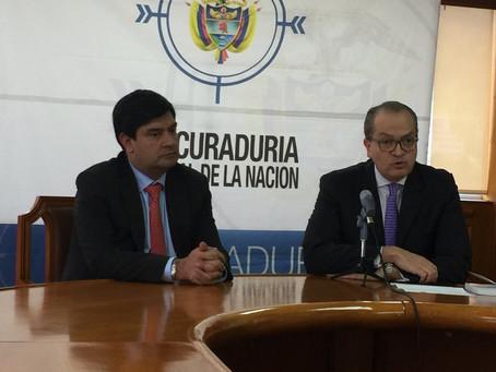 Procuraduría General suspendió a Aida Merlano por tres meses