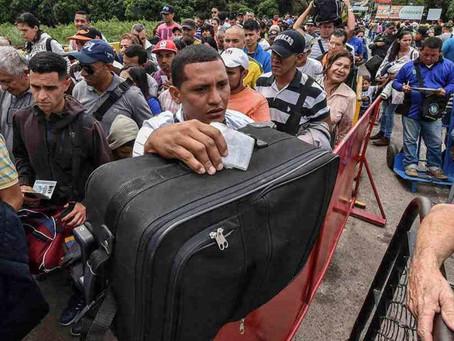 La región Caribe con el mayor número de venezolanos irregulares en el país, según censo