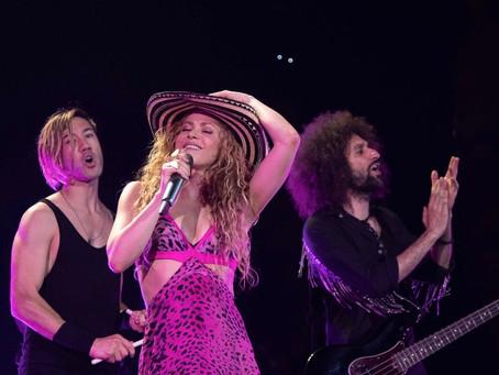 Shakira será representada por Botero