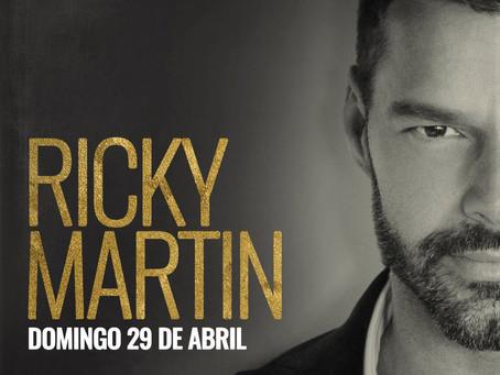 Festival Vallenato confirma presencia de Ricky Martin