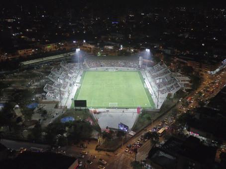 Con más de 8 mil personas, en el Romelio Martínez se volvió a jugar el fútbol
