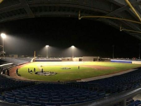 Estadio Edgar Rentería se prepara para los Juegos Centroamericanos y del Caribe