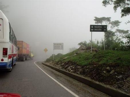 Ordenan nuevamente cierre de vía Medellín - Costa Atlántica por emergencia en Hidroituango