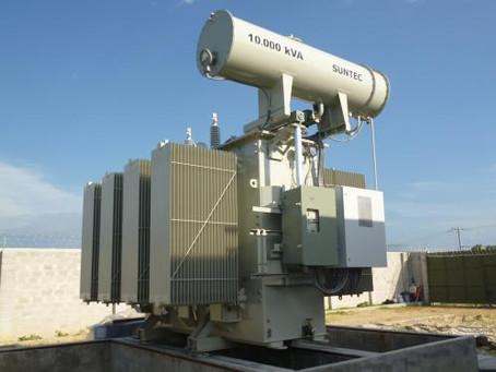 En Corozal , Sucre ya gozan de nuevo transformador de energía