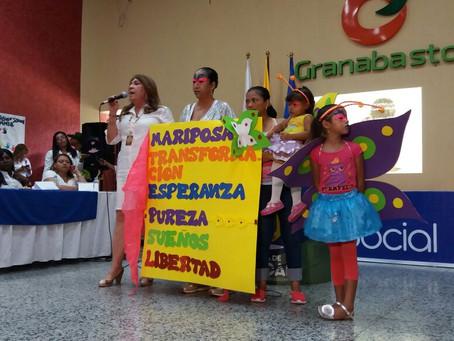 Firman un pacto en Soledad para defender a la población infantil