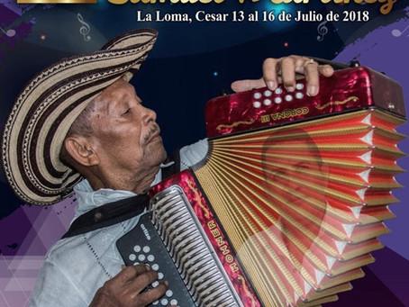 Se acerca el Festival de Canciones 'Samuel Martínez' en la Loma, César
