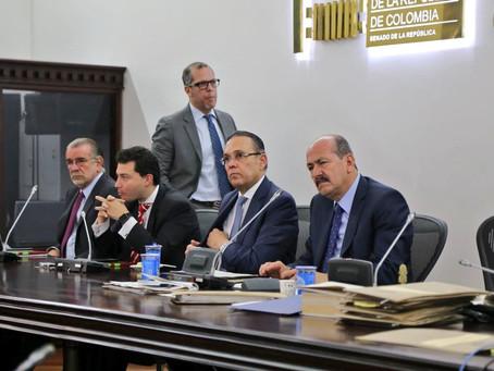 La Ley de Regiones fue aprobada en primer debate