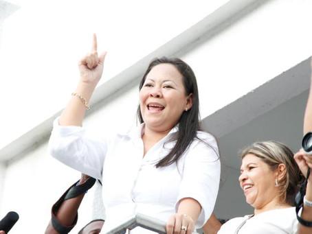 Yolanda Wong será la alcaldesa encargada de Cartagena