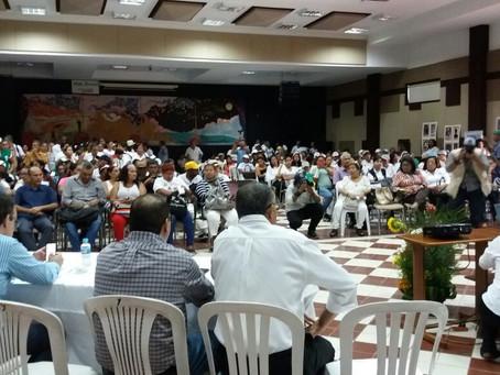 Víctimas del conflicto armado exigen presencia de Alcalde Char a eventos