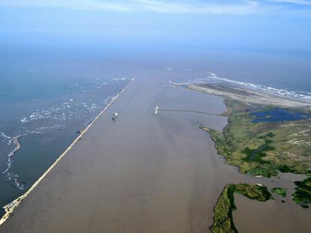Dimar confirma mejoría en la condición de navegación en el canal de acceso al Puerto de Barranquilla